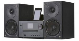 Best Compact Stereo System